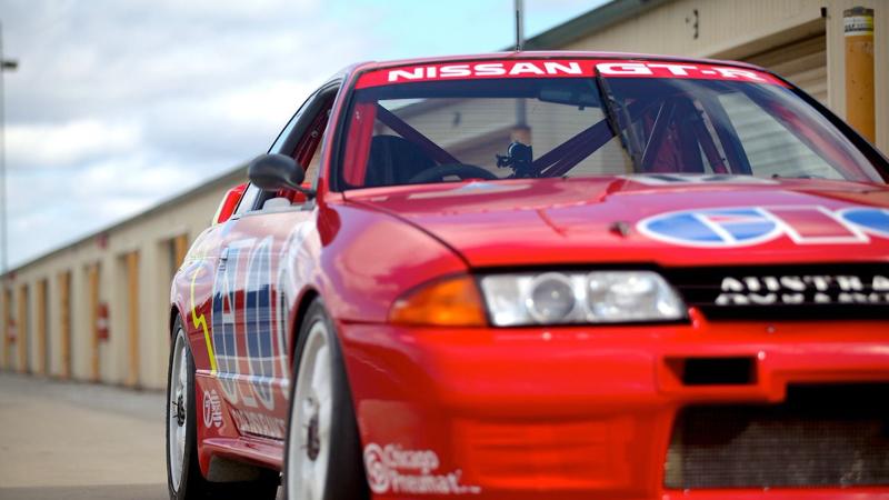 DLEDMV - Nissan Skyline R32 GTR GrA GIO - 01