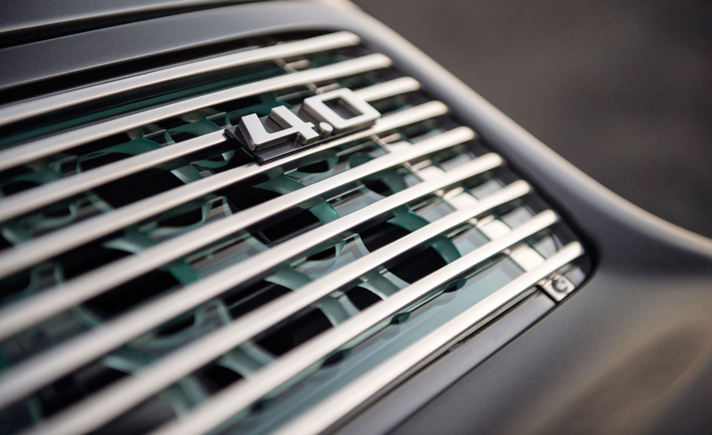 DLEDMV - Porsche 911 Targa Singer teaser - 02