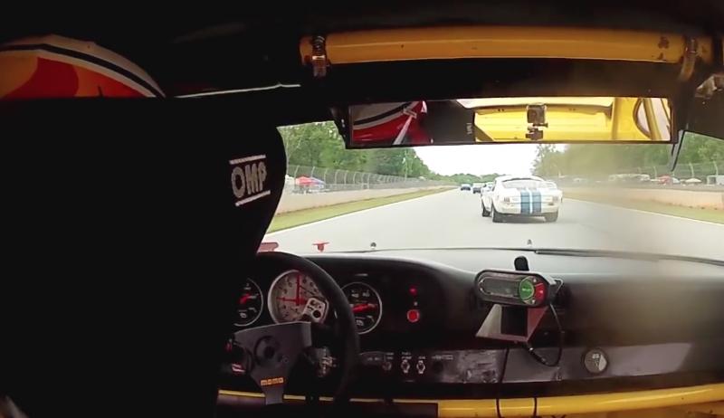 DLEDMV - Porsche RSR vs Shelby Mustang 350 - 02