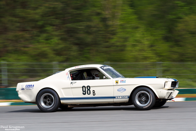 DLEDMV - Porsche RSR vs Shelby Mustang 350 - 04