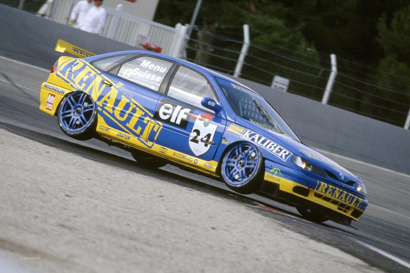DLEDMV - Renault Laguna Williams BTCC Essai - 04
