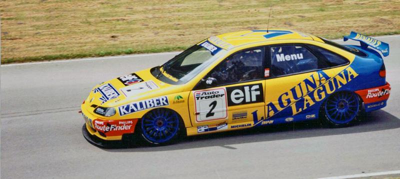 DLEDMV - Renault Laguna Williams BTCC Essai - 07
