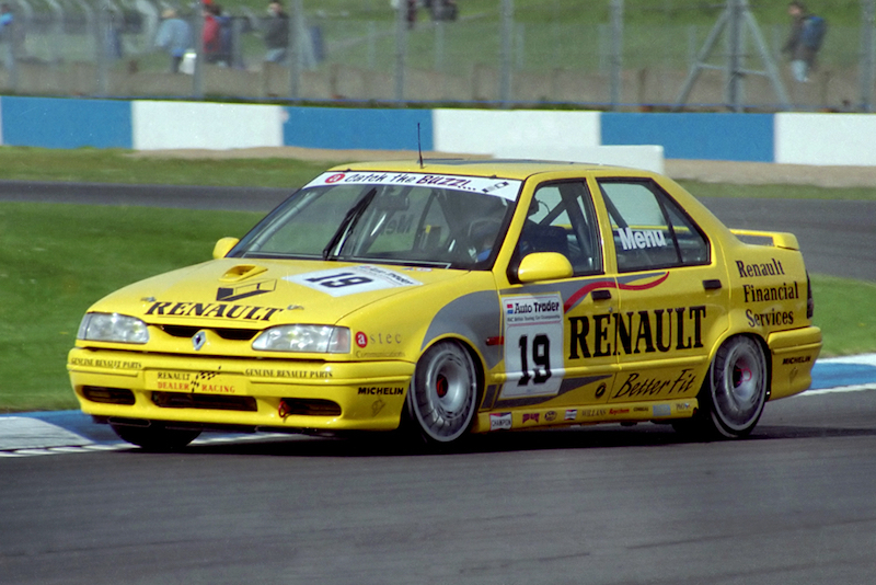 DLEDMV - Renault Laguna Williams BTCC Essai - 16