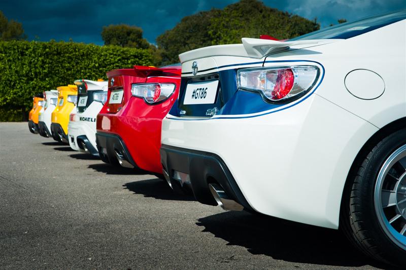 DLEDMV - Toyota GT86 Vintage racing color - 06