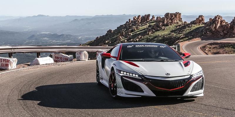 DLEDMV - Acura NSX Pikes Peak #15 -04