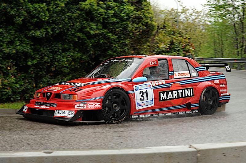 DLEDMV - Alfa 155 V6 DTM hillclimb monster - 04