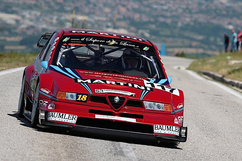 DLEDMV - Alfa 155 V6 DTM hillclimb monster - 05