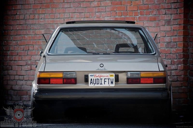 DLEDMV - Audi 80 Classic Stanced - 02