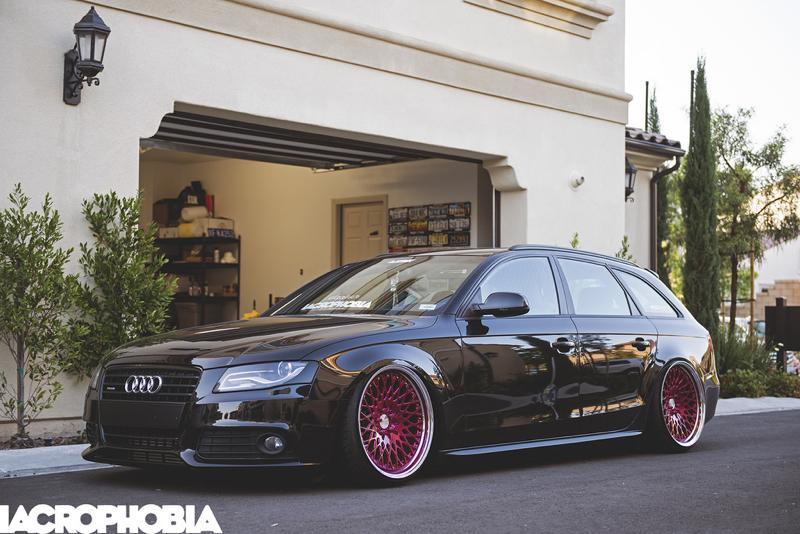 DLEDMV - Audi A4 B8 iAcrophobia - 02