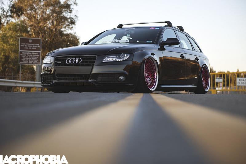 DLEDMV - Audi A4 B8 iAcrophobia - 06