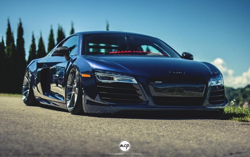 DLEDMV - Audi R8 Messer & airride -02