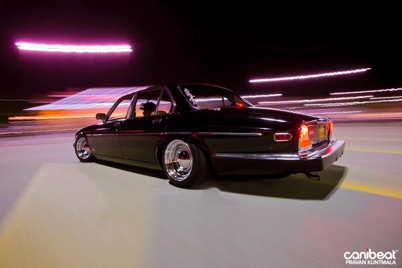 DLEDMV - Jaguar XJ6 airride vintage - 02