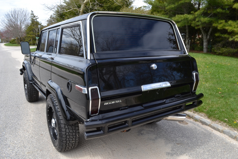 DLEDMV - Jeep Wagoneer Custom Governator - 04