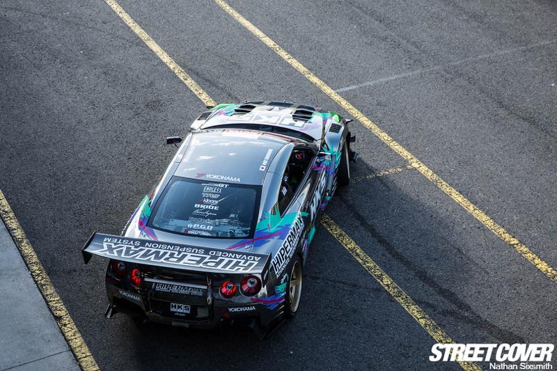 DLEDMV - Nissan GTR HKS Touge -01
