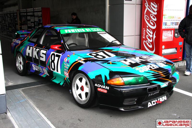 DLEDMV - Nissan GTR HKS Touge -05