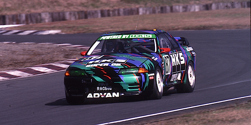 DLEDMV - Nissan GTR HKS Touge -06