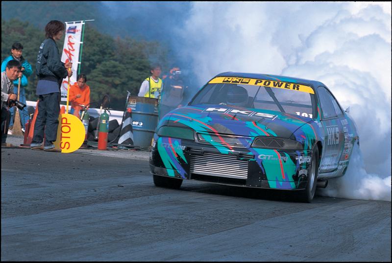 DLEDMV - Nissan GTR HKS Touge -07