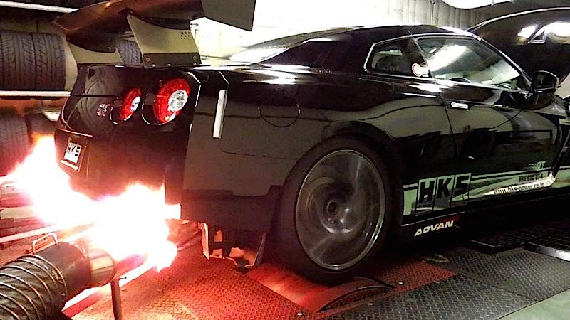 DLEDMV - Nissan GTR HKS Touge -08