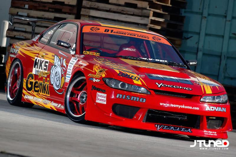 DLEDMV - Nissan GTR HKS Touge -14