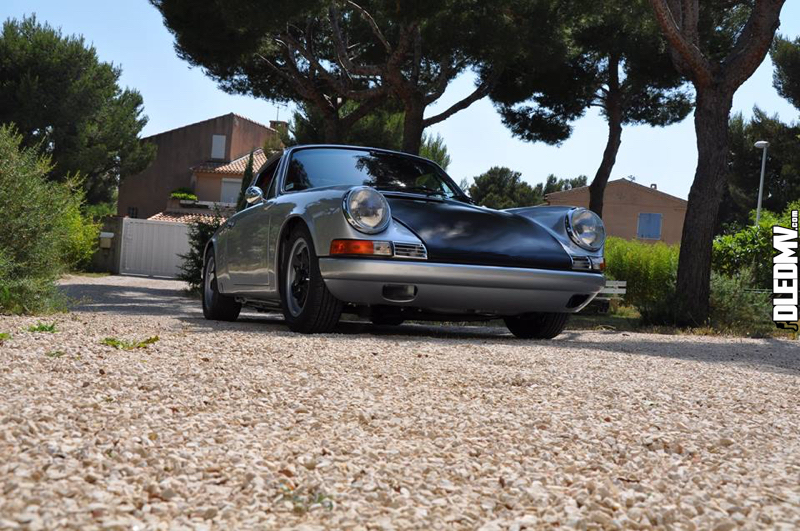 DLEDMV - Porsche 911 Damine Restomod -01