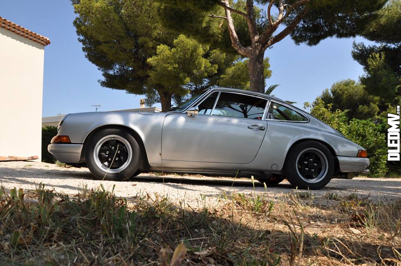 DLEDMV - Porsche 911 Damine Restomod -06