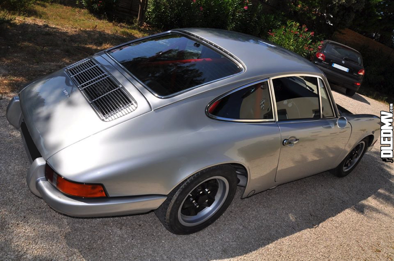 DLEDMV - Porsche 911 Damine Restomod -07