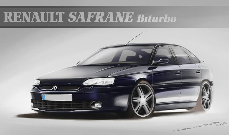 DLEDMV - Renault laguna Biturbo Hartge - 03