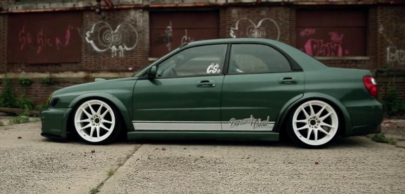DLEDMV - Subaru WRX Green Bugeye - 02