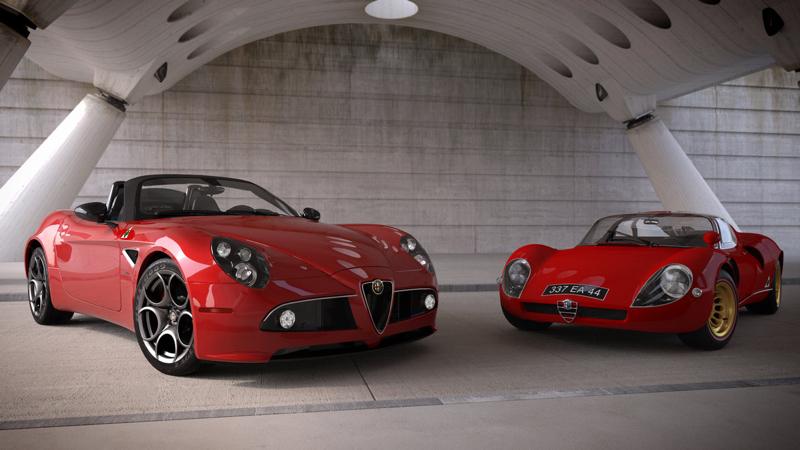 DLEDMV - Alfa Romeo USA Story - 11