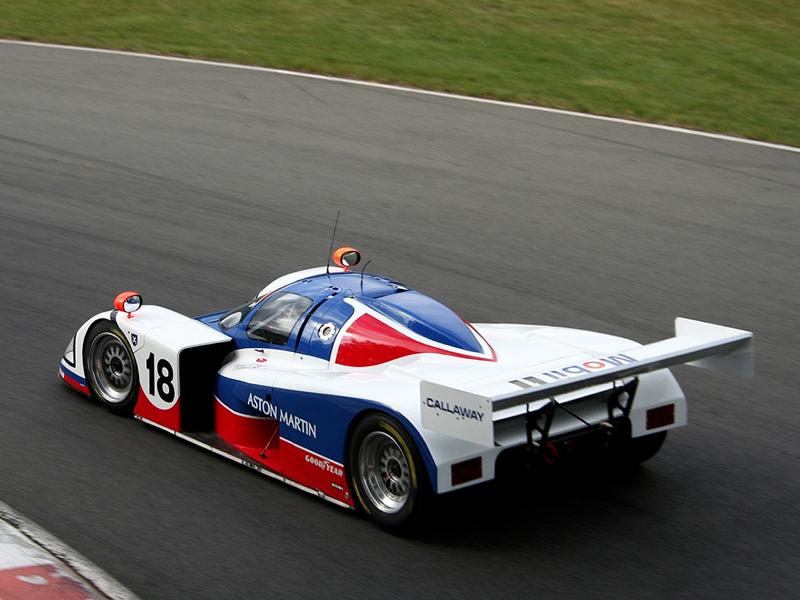 DLEDMV - Aston Martin AMR1 - 02