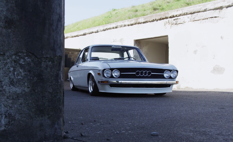 DLEDMV - Audi 100 Coupé LS accuair & rotiform - 04