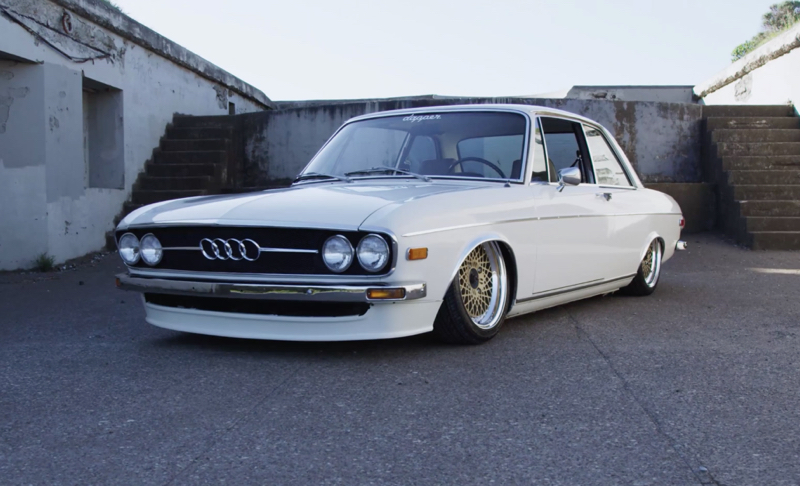 DLEDMV - Audi 100 Coupé LS accuair & rotiform - 05