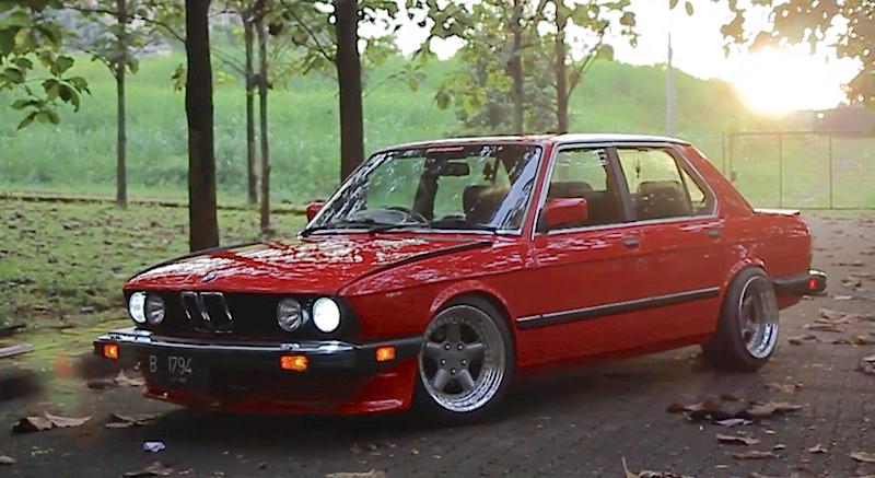 DLEDMV - BMW 525e E28 - 03