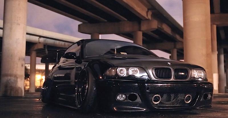 DLEDMV - BMW M3 E46 Sinistre - 01