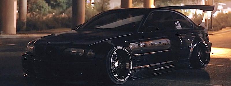 DLEDMV - BMW M3 E46 Sinistre - 02