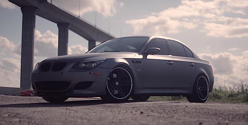 DLEDMV - BMW M5 E60 Emma - 03