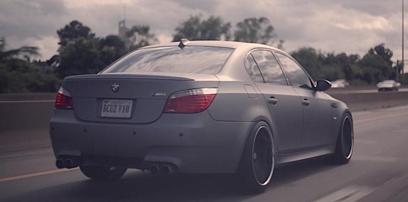 DLEDMV - BMW M5 E60 Emma - 05