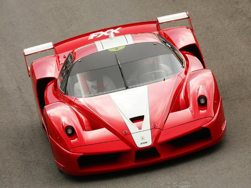 DLEDMV - Ferrari FXX Street legal Guy Martin - 05