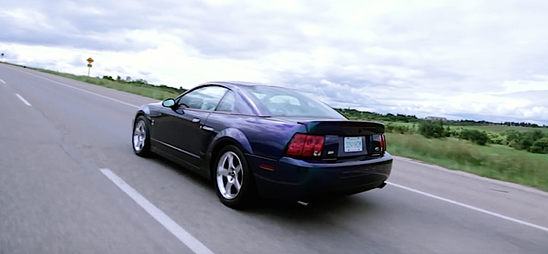 DLEDMV - Ford Mustang Mach 1 & Mystichrome - 04