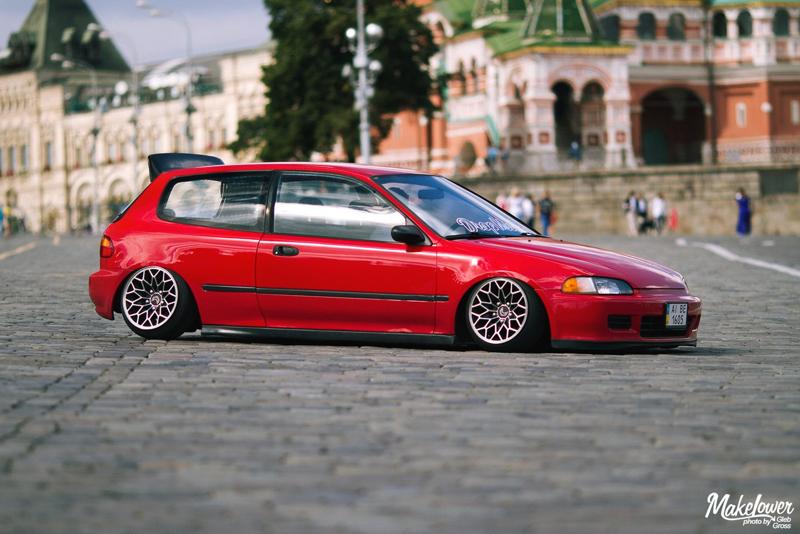 DLEDMV - Honda Civic EG4 Static - 09