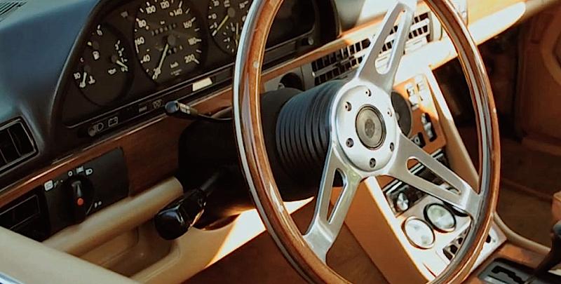 DLEDMV - Mercedes W126 air ride 300 SD - 04