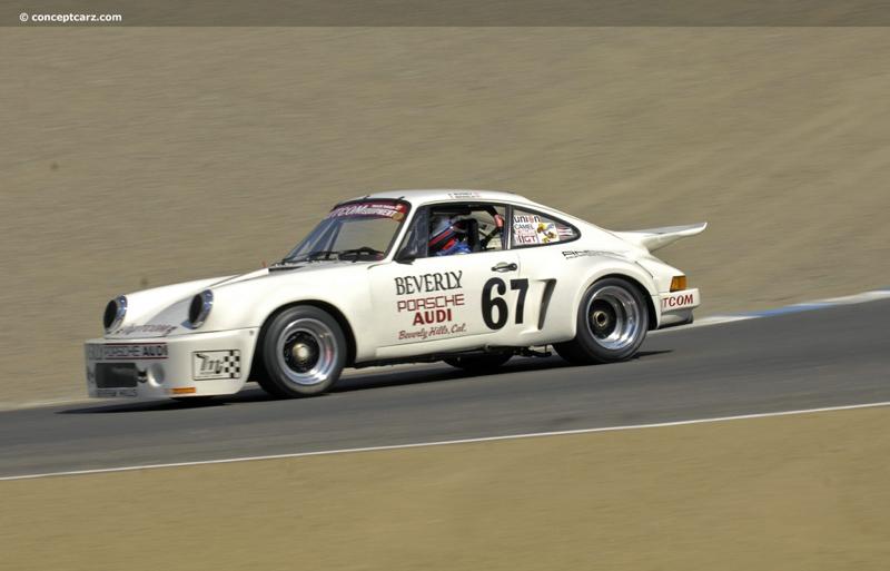 DLEDMV - Porsche 911 3.0 RSR Monterey - 02