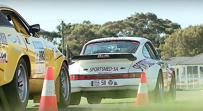 DLEDMV - Porsche 911 RS Targa Tasmania - 01