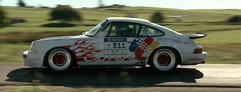 DLEDMV - Porsche 911 RS Targa Tasmania - 04