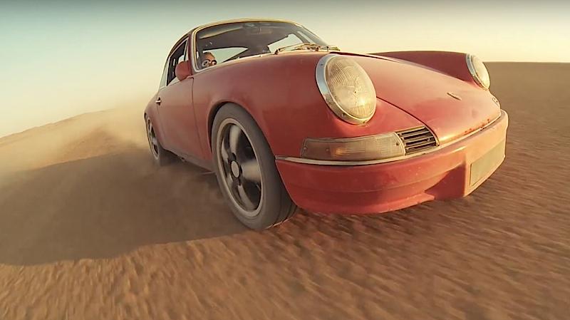 DLEDMV - Porsche 911 the dutchmann in desert - 02