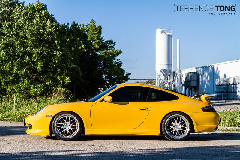 DLEDMV - Porsche 996 Carrera Fabspeed - 01
