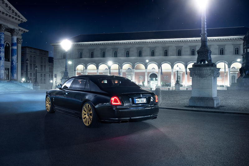 DLEDMV - Rolls Royce Ghost Spofec - 11