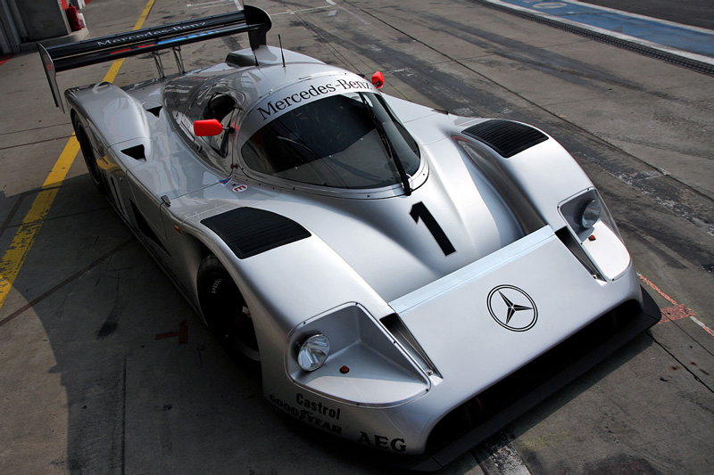 DLEDMV - Sauber Mercedes C11 - 01