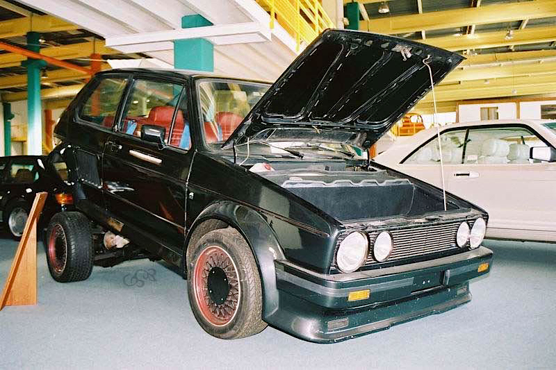 DLEDMV - VW Golf Turbo Sbarro - 02