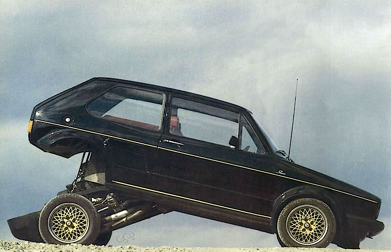 DLEDMV - VW Golf Turbo Sbarro - 03